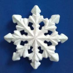 foam flakes