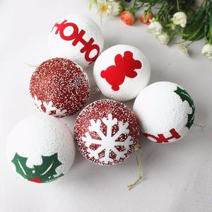 foam ornaments